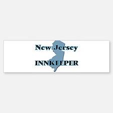 New Jersey Innkeeper Bumper Bumper Bumper Sticker
