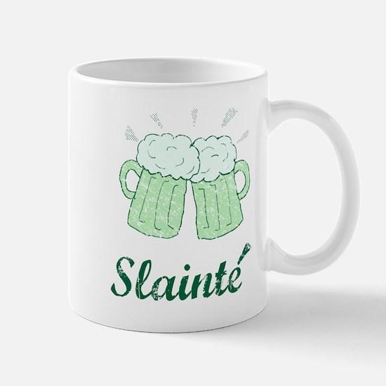 Slainte Beer Mugs Mugs