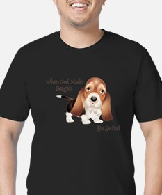 When God Made Beagles T-Shirt