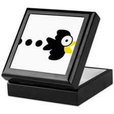 Anime crow Keepsake Box
