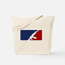AK 47 league Tote Bag