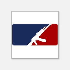 AK 47 league Sticker
