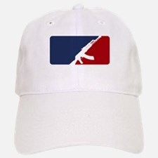 AK 47 league Baseball Baseball Cap