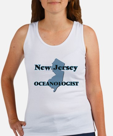New Jersey Oceanologist Tank Top