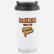 Super Power - X-Ray Tec Stainless Steel Travel Mug