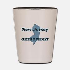 New Jersey Orthopedist Shot Glass