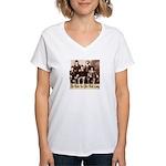 The Wild Bunch Women's V-Neck T-Shirt