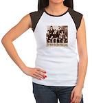The Wild Bunch Women's Cap Sleeve T-Shirt