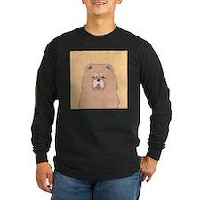 Chow Chow Long Sleeve T-Shirt
