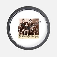 The Wild Bunch Wall Clock