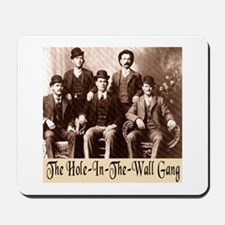 The Wild Bunch Mousepad