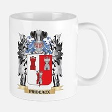 Prideaux Coat of Arms - Family Crest Mugs