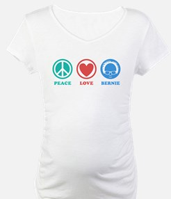 Peace Love Bernie Icons Shirt