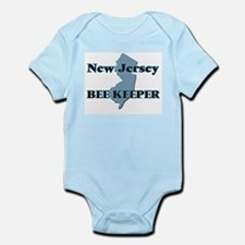 New Jersey Bee Keeper Body Suit