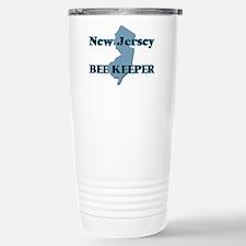 New Jersey Bee Keeper Travel Mug