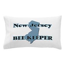 New Jersey Bee Keeper Pillow Case