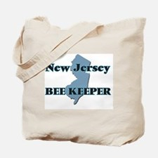 New Jersey Bee Keeper Tote Bag