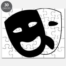 Theater masks Puzzle