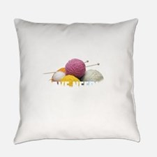 knitneedles2.png Everyday Pillow