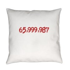 Killed No One Everyday Pillow
