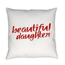 Cute Dads against daughter dating Everyday Pillow