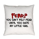 fear.png Everyday Pillow