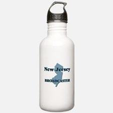 New Jersey Broadcaster Water Bottle