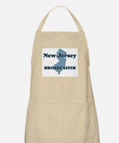 New Jersey Broadcaster Apron
