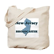 New Jersey Broadcaster Tote Bag