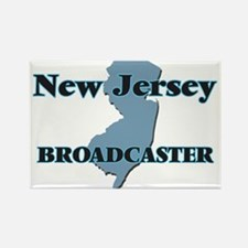 New Jersey Broadcaster Magnets