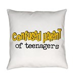 Confused Parent Everyday Pillow
