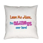 creating life.png Everyday Pillow