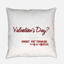 Why Was Cupid Chosen? Everyday Pillow