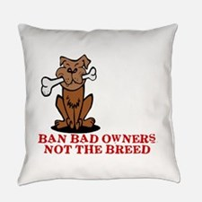 badowners.png Everyday Pillow