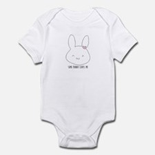 Some Bunny Loves Me Infant Body Suit