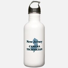 New Jersey Camera Tech Water Bottle