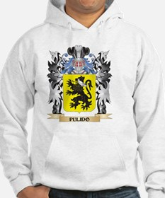 Pulido Coat of Arms - Family Cre Hoodie