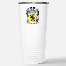 Pulido Coat of Arms - F Travel Mug