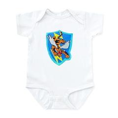 Flying Tigers Infant Bodysuit