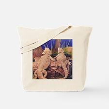 Dragon Love Tote Bag