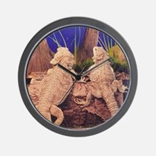 Dragon Love Wall Clock