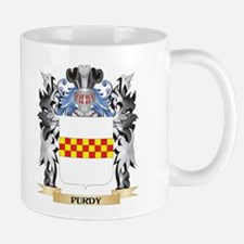 Purdy Coat of Arms - Family Crest Mugs