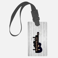 Nashville SGS5-WH Luggage Tag