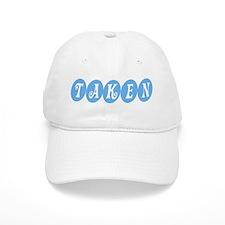 Taken Baby Blue Baseball Cap
