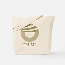 Trump Obama Logo Tote Bag