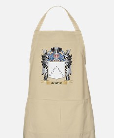 Quayle Coat of Arms - Family Crest Apron