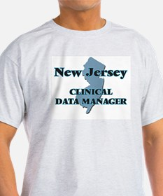 New Jersey Clinical Data Manager T-Shirt