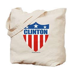 Clinton Tote Bag