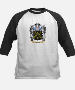 Quick Coat of Arms - Family Crest Baseball Jersey