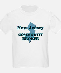 New Jersey Commodity Broker T-Shirt